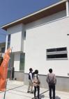 岡崎市にて完成見学会を行いました。